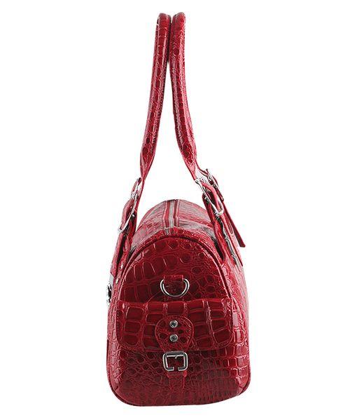 Damen Schulter Tasche - Rot