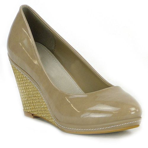 Damen Pumps Klassische Pumps - Khaki
