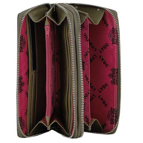 Damen Geldbörse - Khaki
