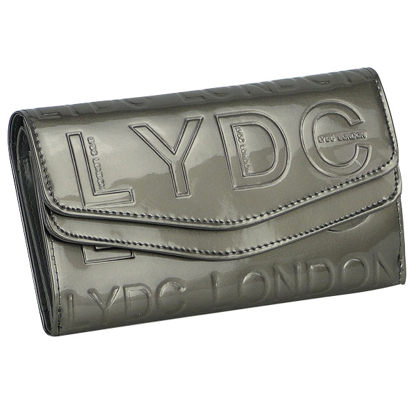 Damen Geldbörse - Grau