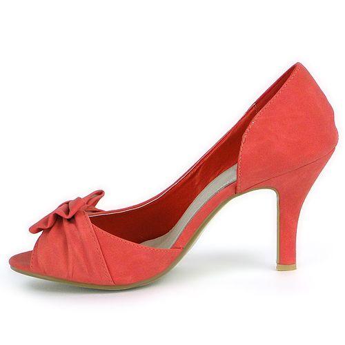 Damen Klassische Pumps - Rot