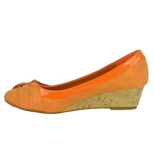 Damen Pumps Klassische Pumps - Orange