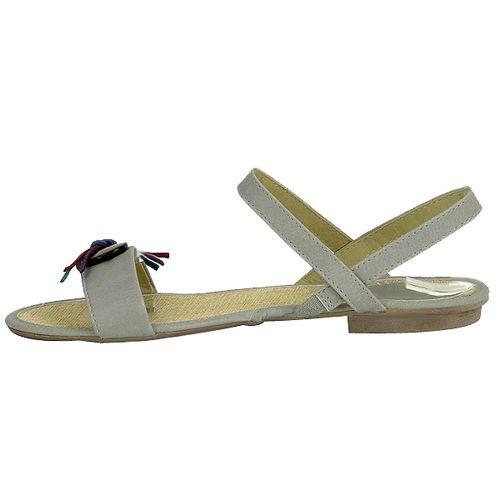 Damen Sandalen High Heels - Grau