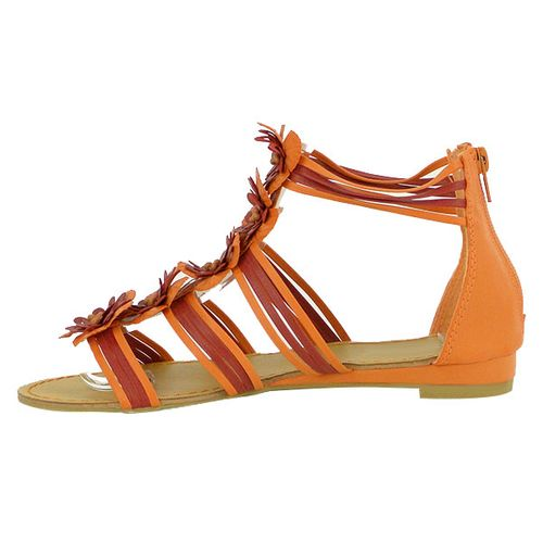 Damen Sandalen Komfort Sandalen - Orange