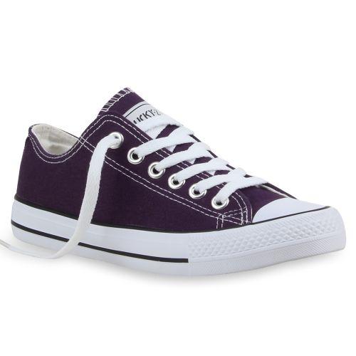 Damen Sneaker low - Lila