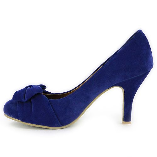 Damen Pumps Klassische Pumps - Blau