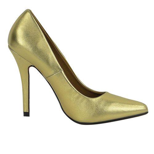 Damen Pumps Klassische Pumps - Gold