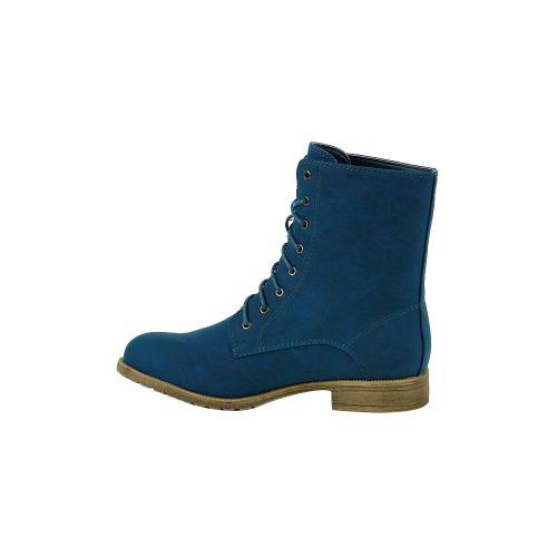 Damen Klassische Stiefeletten - Hellblau