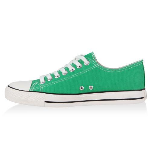 Herren Sneaker low - Grün