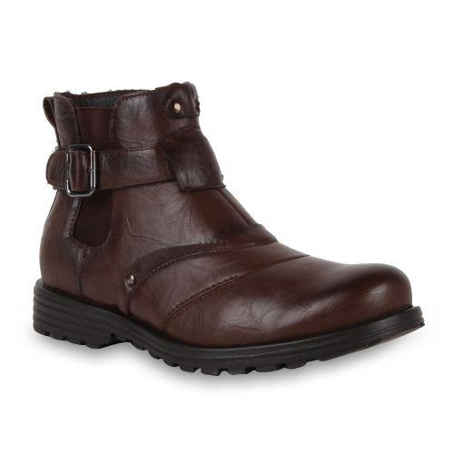 Herren Outdoor Boots - Braun
