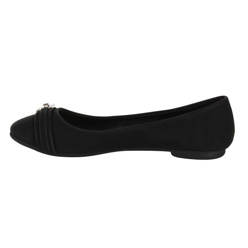 Damen Klassische Ballerinas - Schwarz