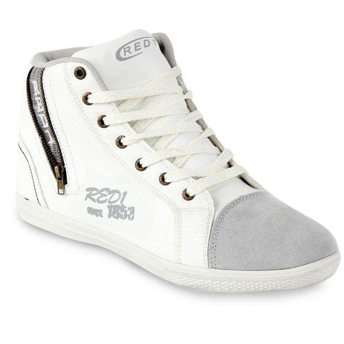 Herren Sneaker low - Weiß Grau