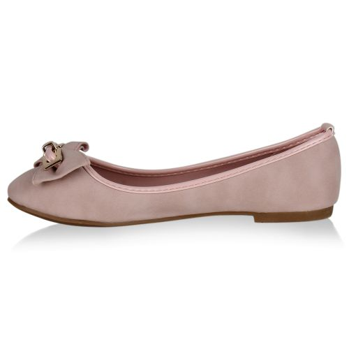Damen Ballerinas - Rosa - Cheshire