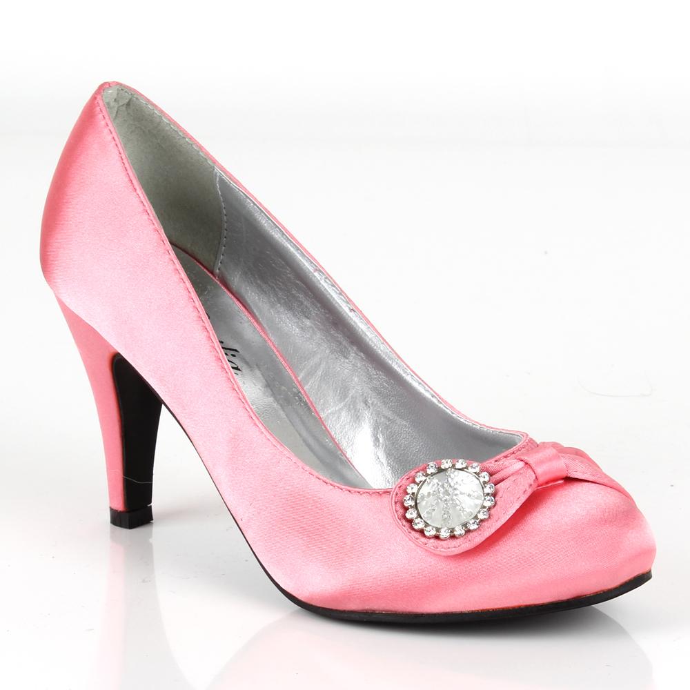 damen pumps in rosa 95821 3369. Black Bedroom Furniture Sets. Home Design Ideas