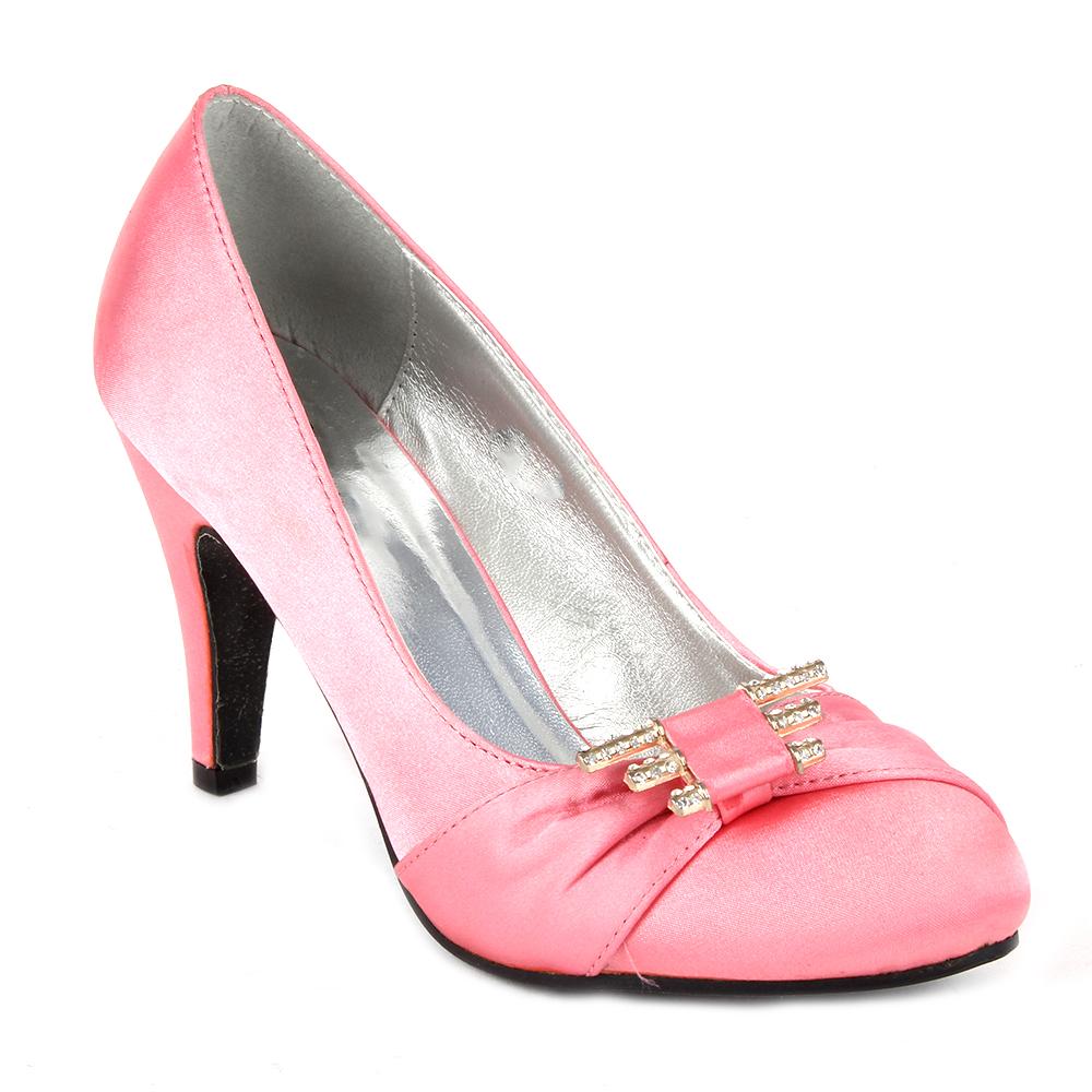 damen pumps in rosa 95846 3369. Black Bedroom Furniture Sets. Home Design Ideas