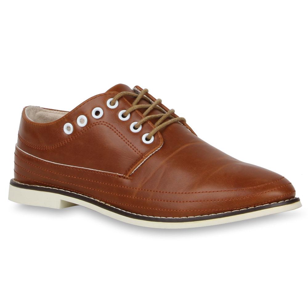 Herren Halbschuhe Outdoor Schuhe - Braun