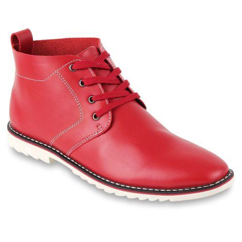 Herren Boots Outdoor Boots - Rot