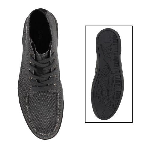 Herren Sneaker low - Dunkelgrau