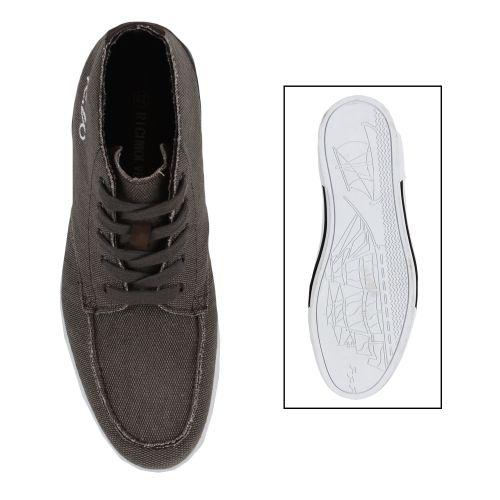 Herren Sneaker low - Dunkelbraun
