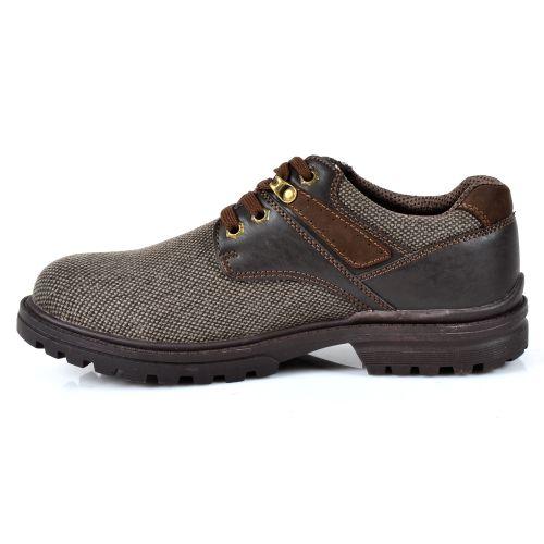 Herren Halbschuhe Outdoor Schuhe - Grau