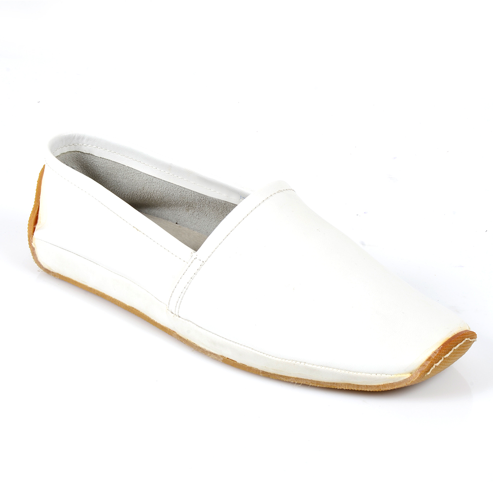 Herren Slippers Slip Ons - Weiß