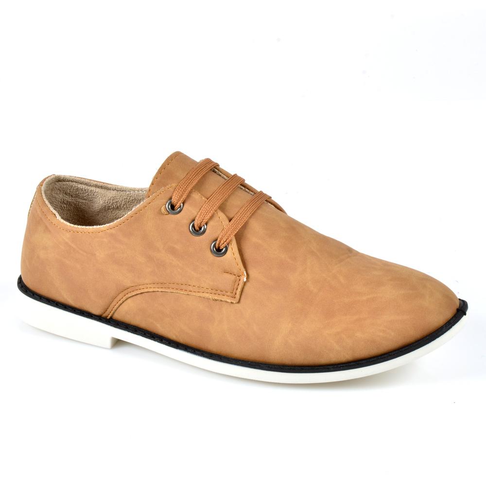 Herren Halbschuhe Outdoor Schuhe - Hellbraun