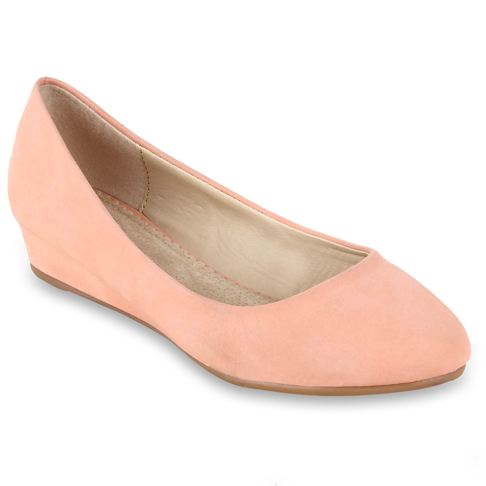Damen Pumps Klassische Pumps - Apricot