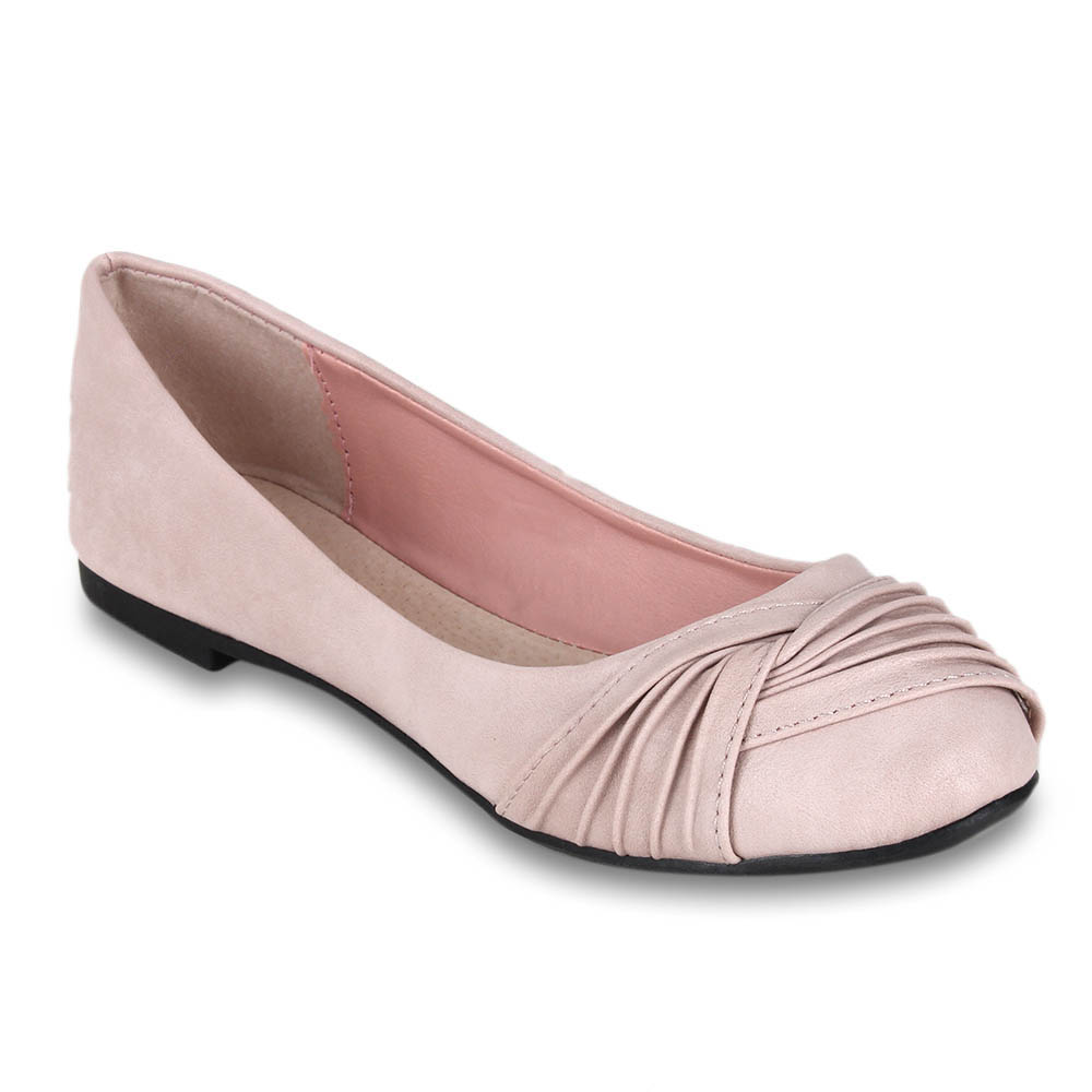 Damen Ballerinas - Rosa - Crestline
