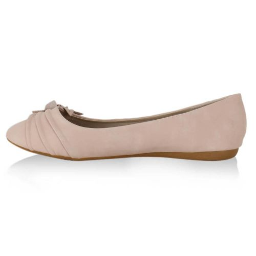 Damen Ballerinas - Rosa - Liffre