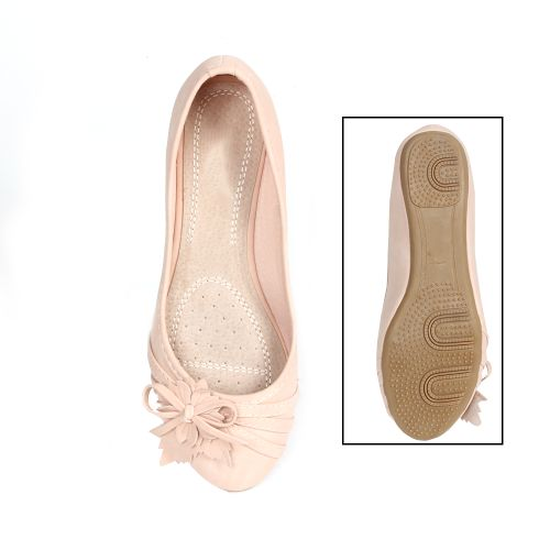 Damen Ballerinas Klassische Ballerinas - Pink