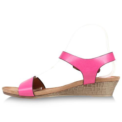 Damen Sandalen Komfort Sandalen - Pink