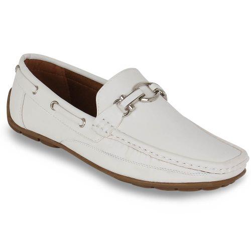Herren Slippers Klassische Slippers - Weiß