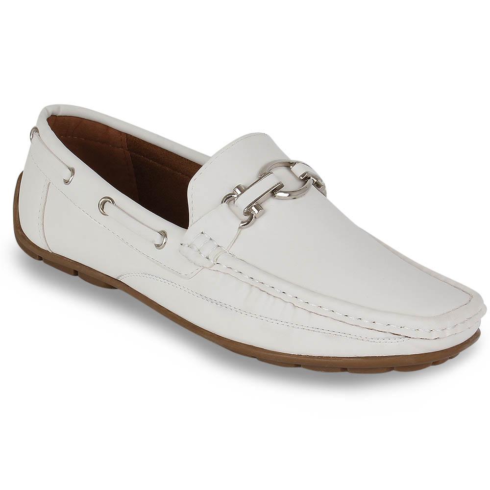 Herren Klassische Slippers - Weiß