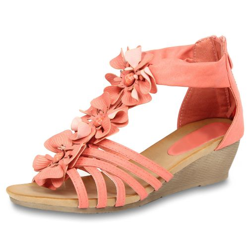 Damen Sandaletten Klassische Sandaletten - Coral