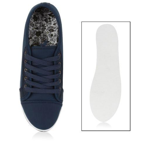 Damen Sneaker low - Dunkelblau