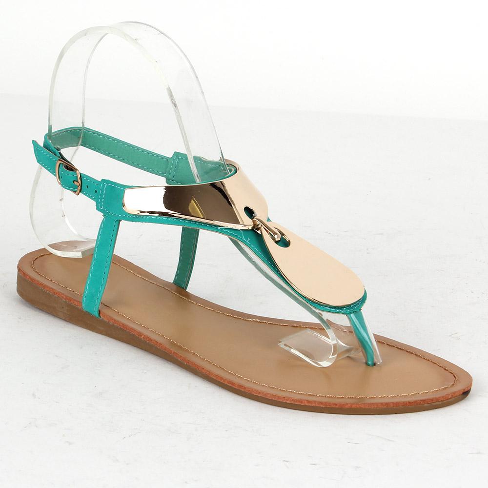 Damen Sandalen Komfort Sandalen - Hellgrün