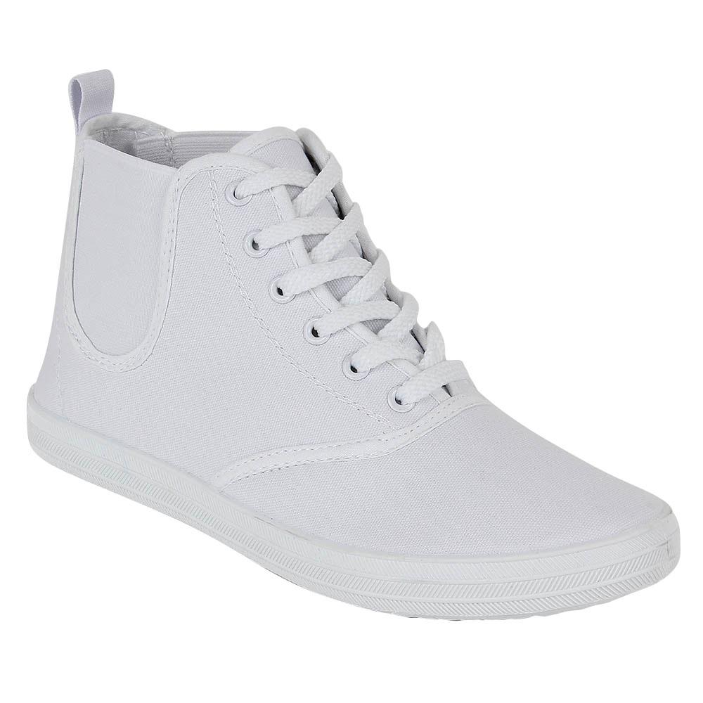 Damen Sneaker low - Weiß