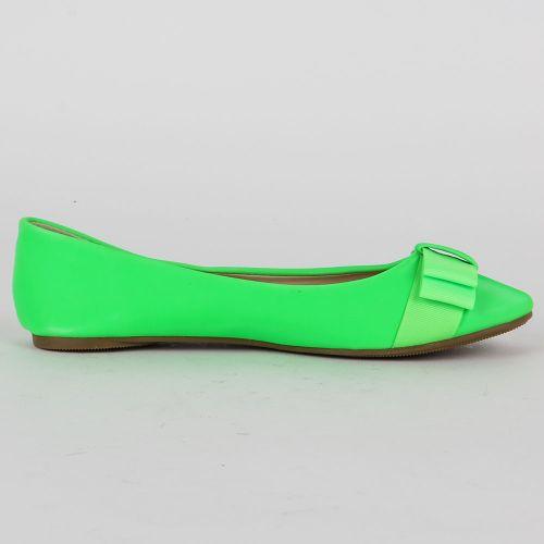 Damen Klassische Ballerinas - Grün