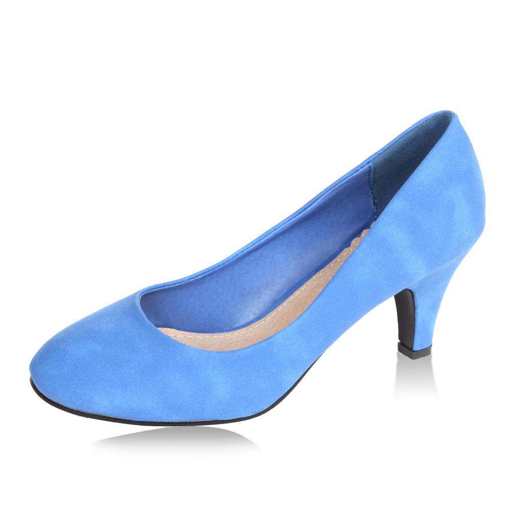 Damen Klassische Pumps - Blau