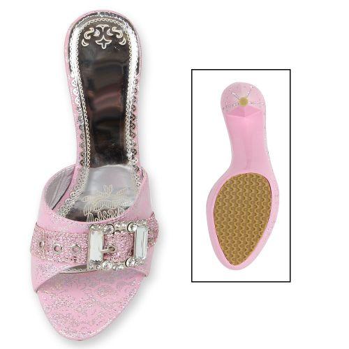 Damen Sandaletten High Heels - Rosa - Velines