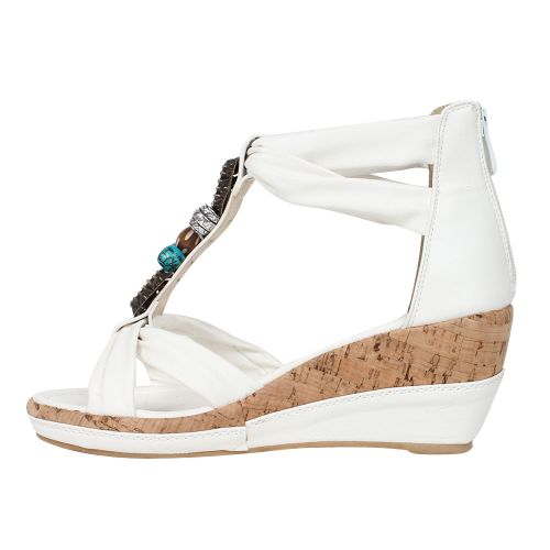 Damen Sandalen Komfort Sandalen - Weiß