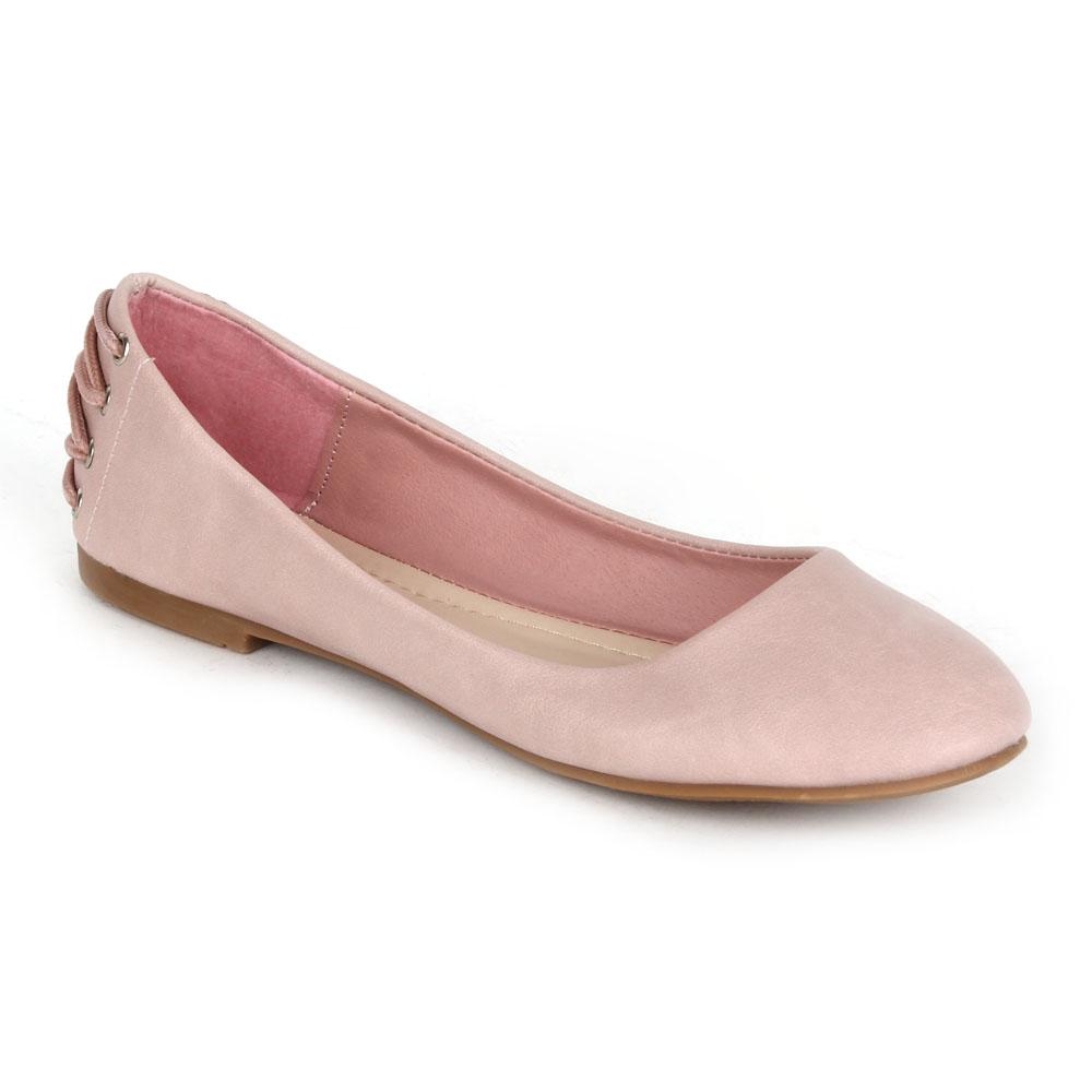 Damen Ballerinas - Rosa - Gilboa