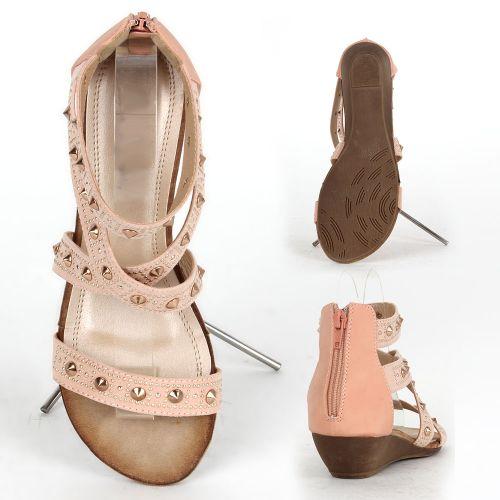 Damen Sandalen Komfort Sandalen - Apricot