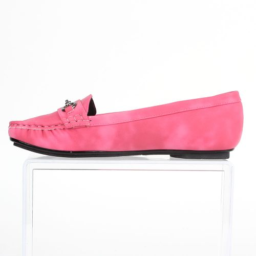Damen Slippers Mokassins - Pink