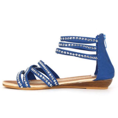 Damen Sandalen Komfort Sandalen - Blau