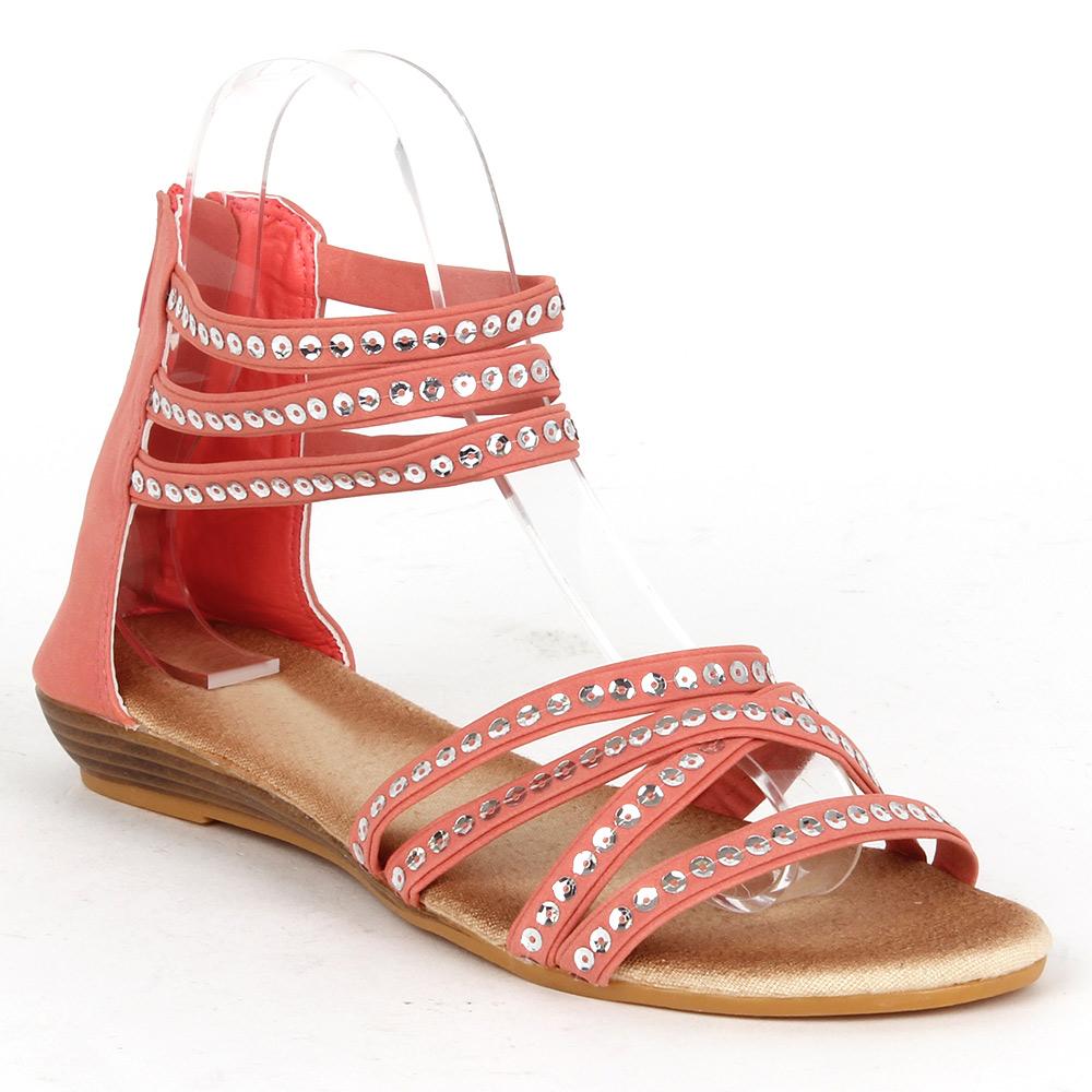 Damen Sandalen Komfort Sandalen - Coral