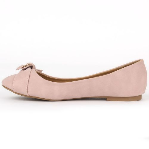 Damen Ballerinas - Rosa - New Canaan