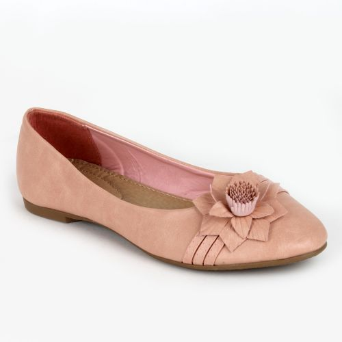 Damen Ballerinas - Rosa - Conquest