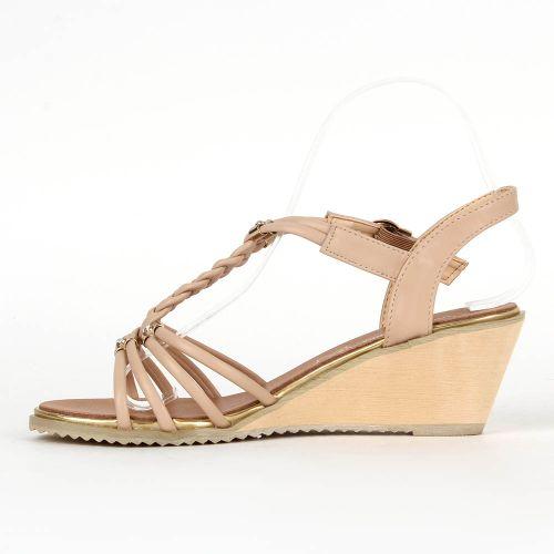 Damen Sandaletten Klassische Sandaletten - Rosa - Cigole