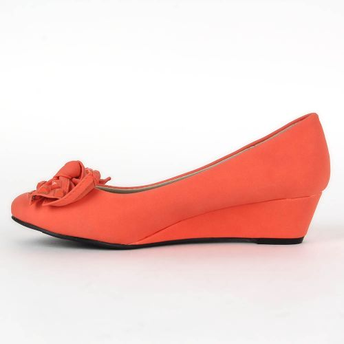 Damen Pumps Klassische Pumps - Coral